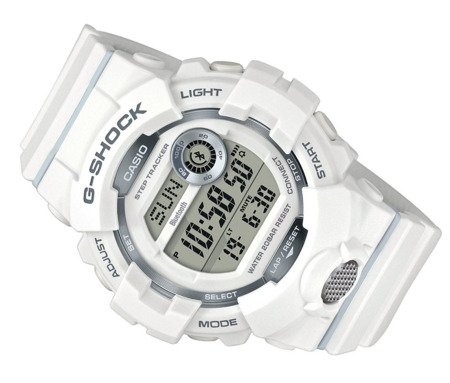 Zegarek Casio G-Shock G-SQUAD GBD-800-7ER Step Tracker
