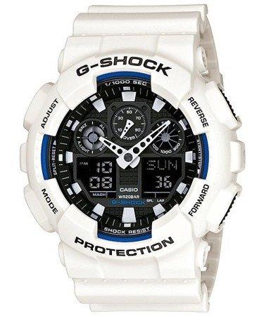 Zegarek Casio GA-100B-7AER G-Shock