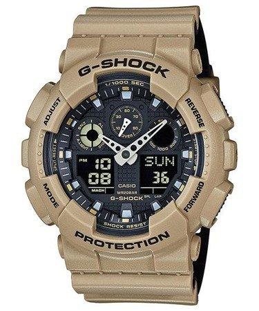Zegarek Casio GA-100L-8AER G-Shock