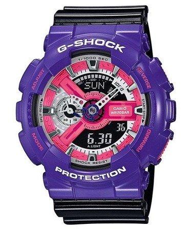 Zegarek Casio GA-110NC-6AER G-Shock