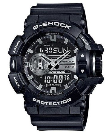 Zegarek Casio GA-400GB-1AER G-Shock