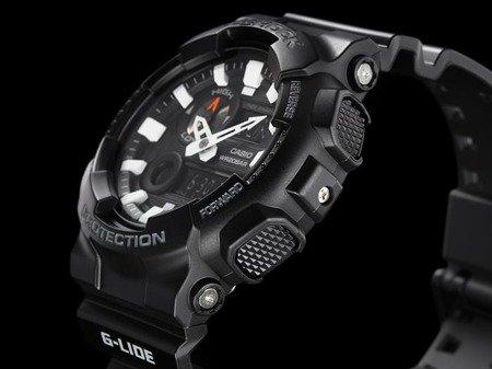 Zegarek Casio GAX-100B-1AER G-Shock G-Lide