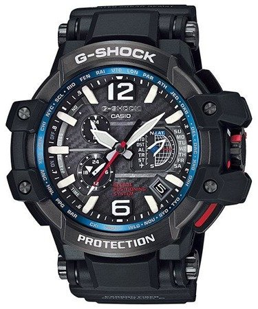 Zegarek Casio GPW-1000-1AER G-Shock GPS Solar