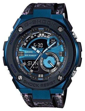 Zegarek Casio GST-200CP-2AER G-Shock G-Steel