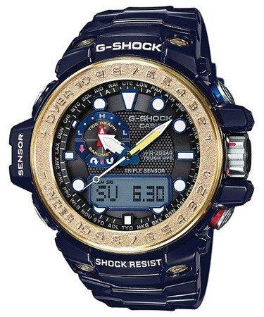 Zegarek Casio GWN-1000F-2AER G-Shock Gulfmaster
