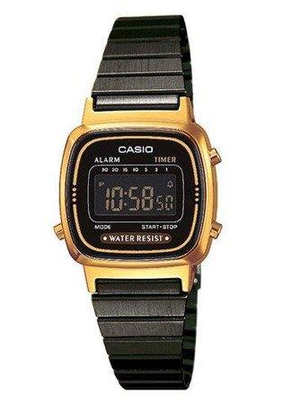 Zegarek Casio LA670WEGB-1BEF Retro