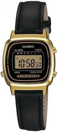 Zegarek Casio LA670WEGL-1EF Retro