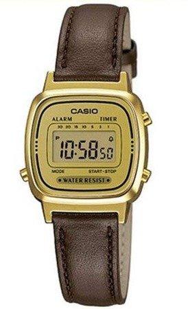 Zegarek Casio LA670WEGL-9EF Retro