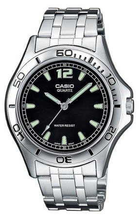 Zegarek Casio MTP-1258D-1AEF Klasyczny