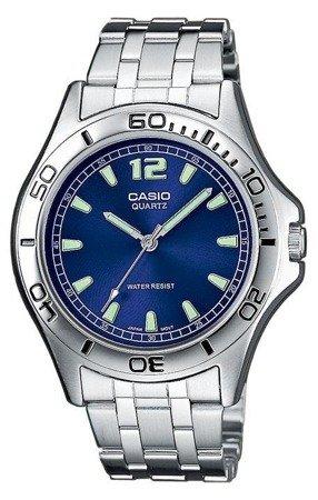 Zegarek Casio MTP-1258D-2AEF Klasyczny
