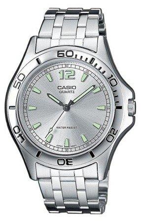 Zegarek Casio MTP-1258D-7AEF Klasyczny
