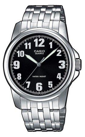 Zegarek Casio MTP-1260D-1B Klasyczny