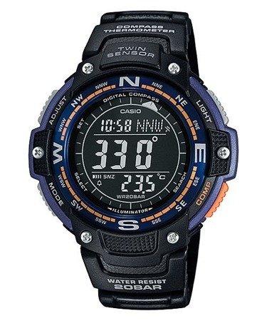 Zegarek Casio SGW-100-2BER OutGear Kompas