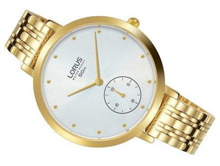 Zegarek Lorus RN432AX9 Damski Fashion Gold