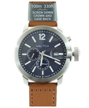 Zegarek Nautica Sydney NAPSYD014 Multi Data