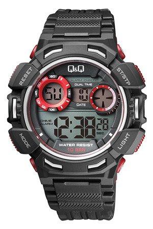 Zegarek Q&Q M148-002 Dual Time