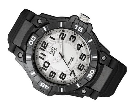 Zegarek Q&Q VR86-001 Męski Wodoszczelny