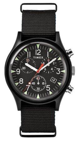 Zegarek Timex MK1 TW2R67700 Chronograf