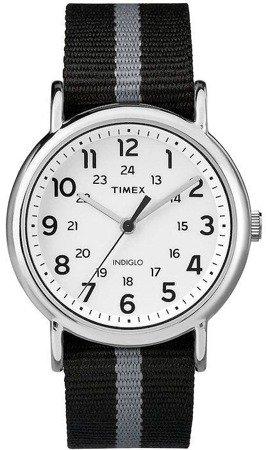 Zegarek Timex TW2P72200 Weekender Indiglo